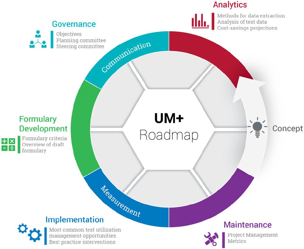 UM+ Roadmap