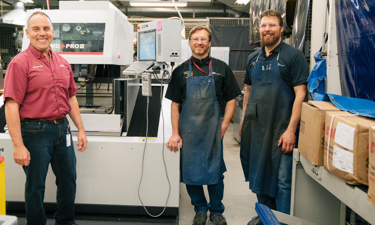 We Will Build It: A Look inside ARUP's In-House Machine Shop