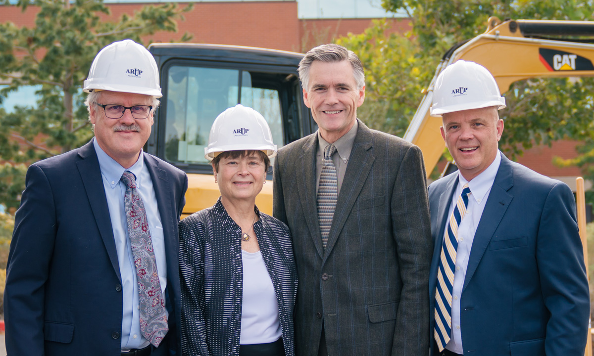 Room to Grow and Serve More Patients: ARUP Breaks Ground for New Building