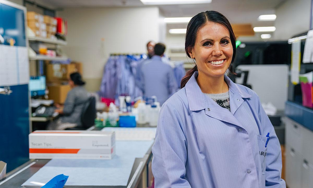 Honoring Laboratory Professionals