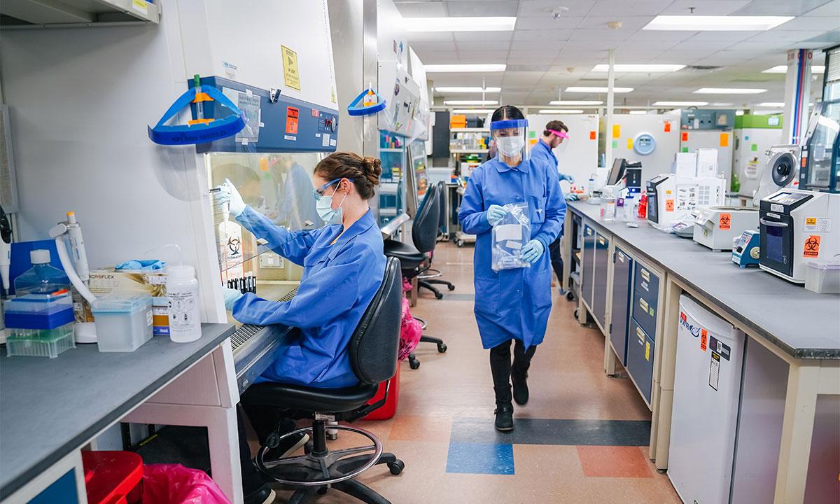 Laboratory Careers