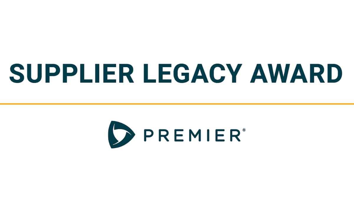 Logo of Supplier Legacy Award.