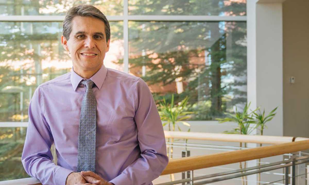 Julio Delgado, MD, ARUP Laboratories' executive vice president