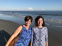 Drs. Kristi Smock and Karen Moser