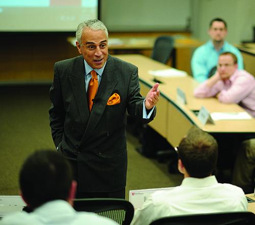 Dr. Abe Bakhsheshy, University of Utah