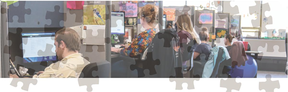 puzzle solvers arup client services reps in action arup laboratories