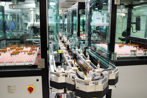 ARUP Automation Systems | ARUP Laboratories