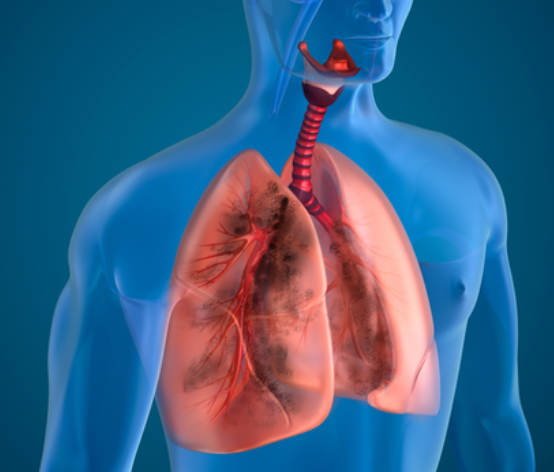 lung testing image