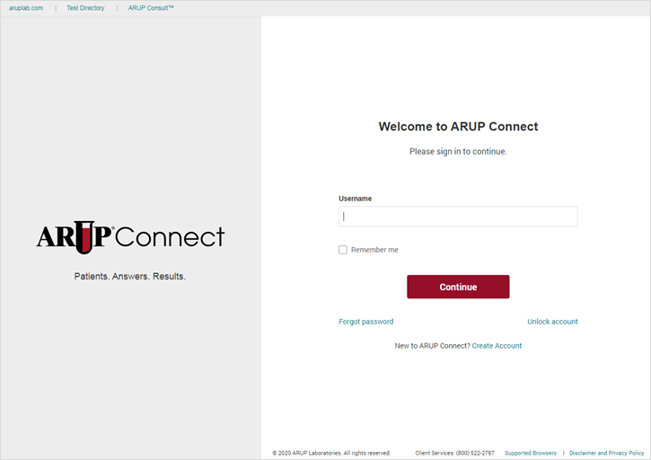 ARUP Connect